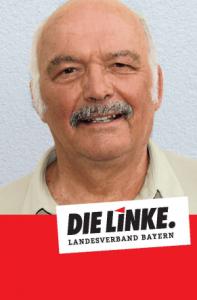 Flyer - Dr. Helmut Johach - Portrait