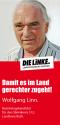 Flyer: Wolfgang Linn